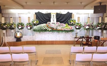 新家族葬55祭壇